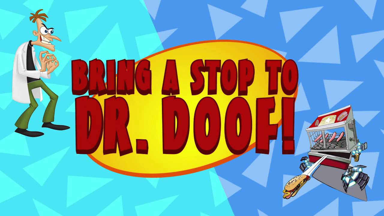 Phineas und Ferb: Doofenshmirtz' große Stunde erscheint heute auf PS Vita