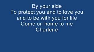 Anthony Hamilton - Charlene {Lyrical Video}