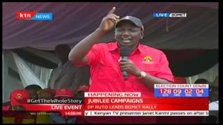 DP Ruto says government will support all elderly people above the age of 70