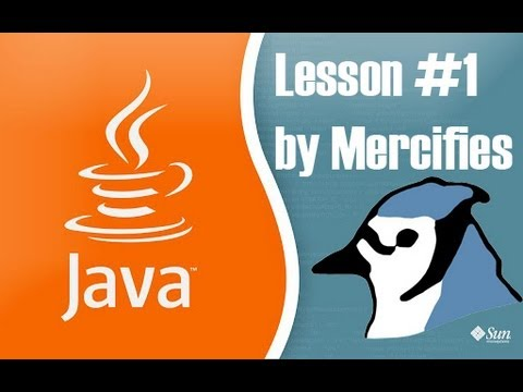 Learning Java: #1 – Setting up BlueJ, Writing HelloWorld…