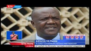 Advocates of Jumuiya ya Pwani seek a united economic plan as they revive the partnership