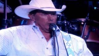 George Strait - Cowboy Stadium - River Of Love