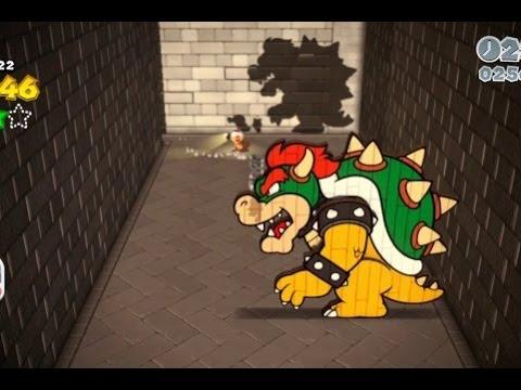 Super Mario 3D World Walkthrough - All Boss Fights (Complete