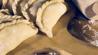Вареники с картошкой впрок (заморозка) / рецепт от шеф-повара / Илья Лазерсон / украинская кухня
