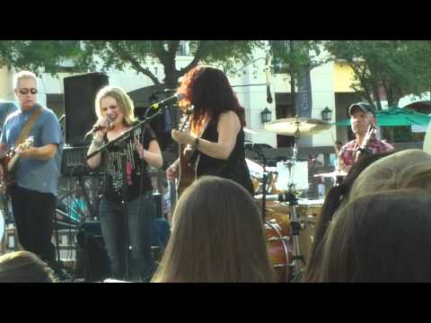 Samantha Russell Band covers Janis Joplin at WIRK Concert Series at Cityplace (July)