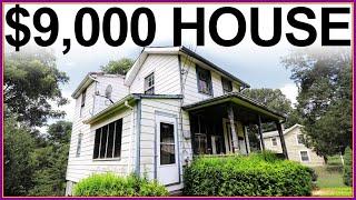 $9,000 HOUSE - Full RENOVATION Rebuild - #5