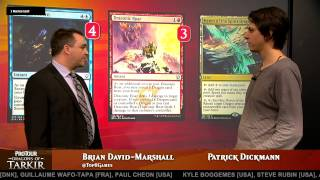 Pro Tour Dragons of Tarkir Deck Tech: Jeskai Dragon Control with Patrick Dickmann