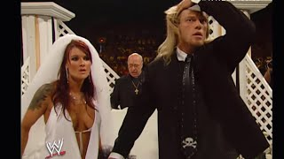 Edge and Lita Raw Wedding has a MONSTROUS ending: Raw June 20, 2005