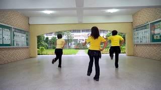 Banca Banca  Line Dance .(by Sally Hung, Taiwan )