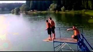 Prikoly na vode Vot eto pryzhok! 240