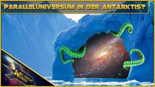 Hat die NASA ein Paralleluniversum in der Antarktis entdeckt?!