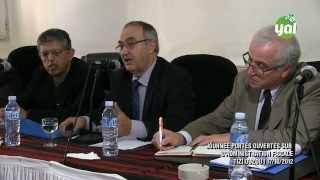 preview picture of video 'CIC Djurdjura et Direction des Impôts de Tizi Ouzou : Portes ouvertes sur l'administration fiscale'
