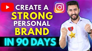 How To Build A STRONG Personal Brand In 2021 (IN 90 DAYS)🔥🔥🔥