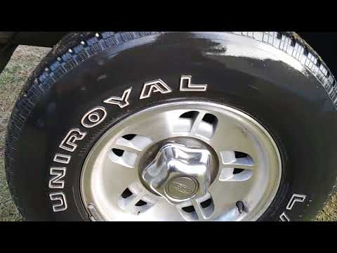 Cover all tire dressing test review