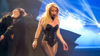 Gambar cover Britney Spears - Baby One More Time/ Oops I Did It Again Live From Las Vegas (Piece of Me Show)
