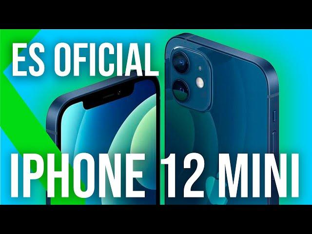 Nuevo IPHONE 12 MINI: PEQUEÑO, pero MUY MATÓN