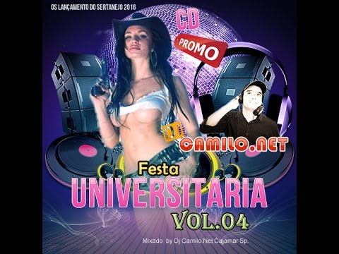 Cd Festa Universitaria Vol 04 Outubro 2016