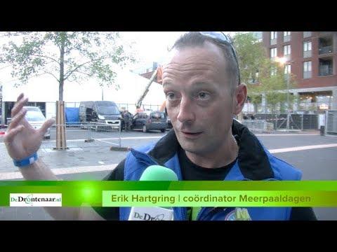 VIDEO | Coördinator Erik Hartgring kent geen Meerpaaldagen-stress