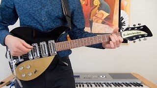 The Beatles - Money (That's What I Want) - Guitar Cover - Rickenbacker 325C58