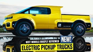 7 Upcoming Electric Pickups Joining Tesla Cybertruck to Dictate the Towing Rules of Tomorrow