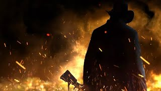 Saddest Gaming Deaths But Replaced With May I Stand Unshaken RDR2