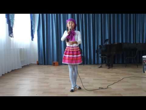Тугульдурова Дарья