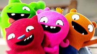 UGLYDOLLS Movie Trailer (Animation, 2019)