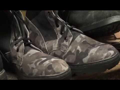 #MadeInNigeria: Shoe Making In Aba Nigeria