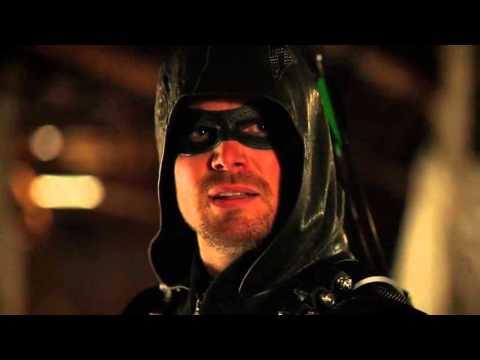 The Flash - Back to the Future (Arrow S04E08)