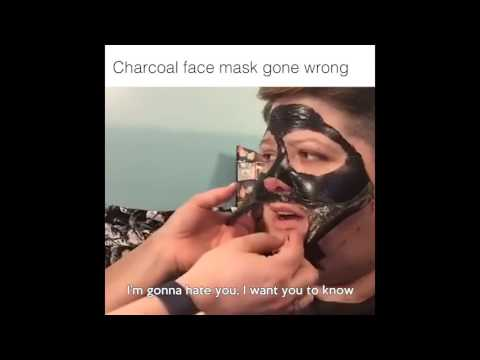 Oatmeal mask + banana + honey facial