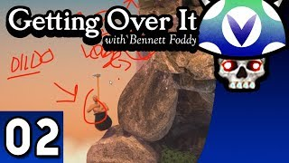 [Vinesauce] Joel   Getting Over It ( Part 2 )