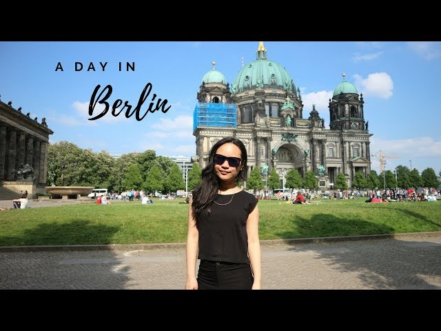 A Day In Berlin Vlog 2 Life Germany