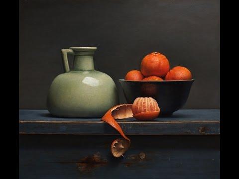 old master inspired still life painting tutorial