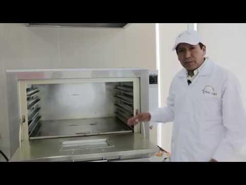 Uso y manejo del horno