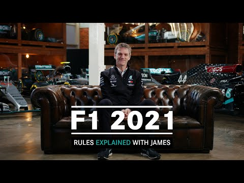 Image: New 2021 Formula 1 regulations: Ideal explanation video from Mercedes