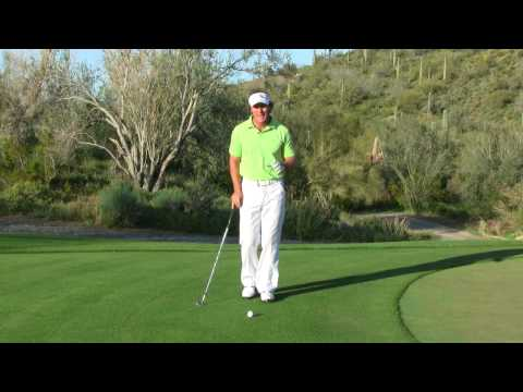Golf Tip: Chipping - Hinge and Fold