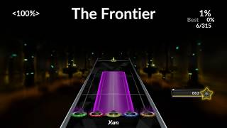 "Clone Hero Chart: ""Frontier Justice"" by Dapper Dog (Download In Description)"