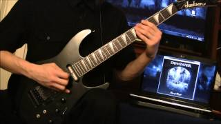 "Guitar Cover: Dream Theater - ""Honor Thy Father"""