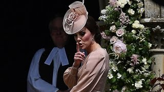 Pippa Middleton's wedding was a royal affair We can't stop staring at her oneofakind gown