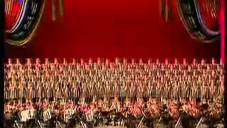 北朝鮮音DPRKmusics124金日成大元帥萬萬歲