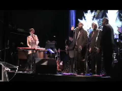 """Stuck in Soulsville"" - Treasa Levasseur with The Sojourners and the Maple Blues Revue Band"