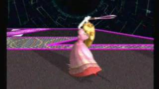 Peach's Moves - History Behind Super Smash Bros. Melee