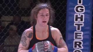 FSL 2015 Semi-Finals –Valerie Aspaas vs Courtney King