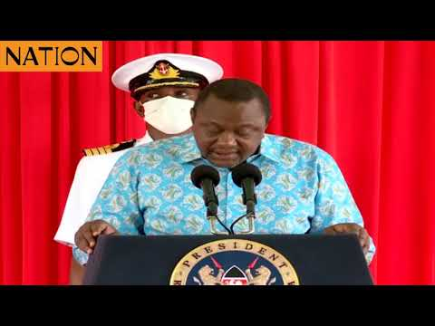 Uhuru commissions small arms factory