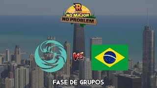 Beastcoast (standin choco) vs BRASIL - Torneo de Rivalry Dota 2