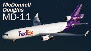 MD-11 - лебединая песня McDonnell Douglas