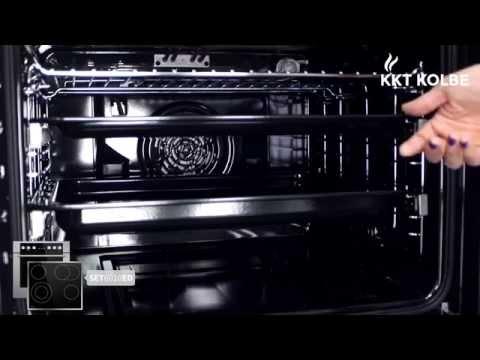KKT KOLBE Produkt-Check: Einbau Herd-Set SET6010ED Backofen und Kochfeld