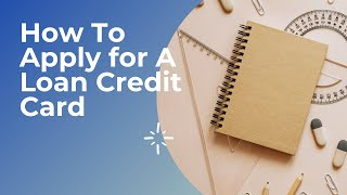 How To Apply A Loan Credit Card Using Capitec