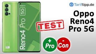 Oppo Reno4 Pro 5G   Test (deutsch)