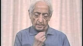 J. Krishnamurti - Brockwood Park 1983 - Public Talk 4 - What kind of brain is needed for meditation?